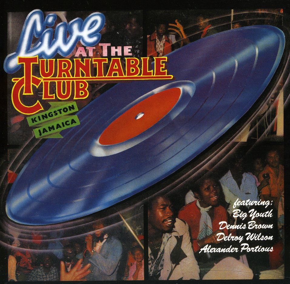 Various - Live At The Turntable Club