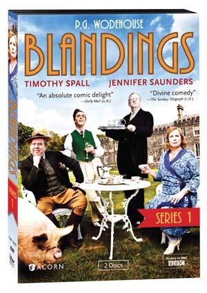 Blandings: Series 1 (DVD)