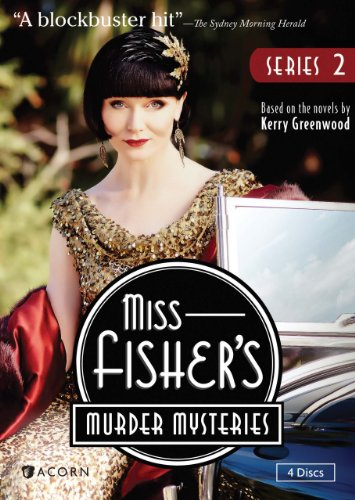 Miss Fisher's Murder Mysteries Series 2 (DVD)