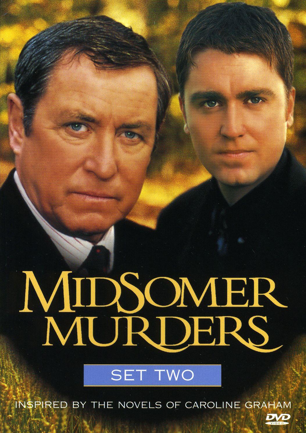 Midsomer Murders Set 2 (DVD)