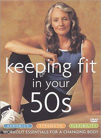 Keeping Fit in Your 50s (DVD)