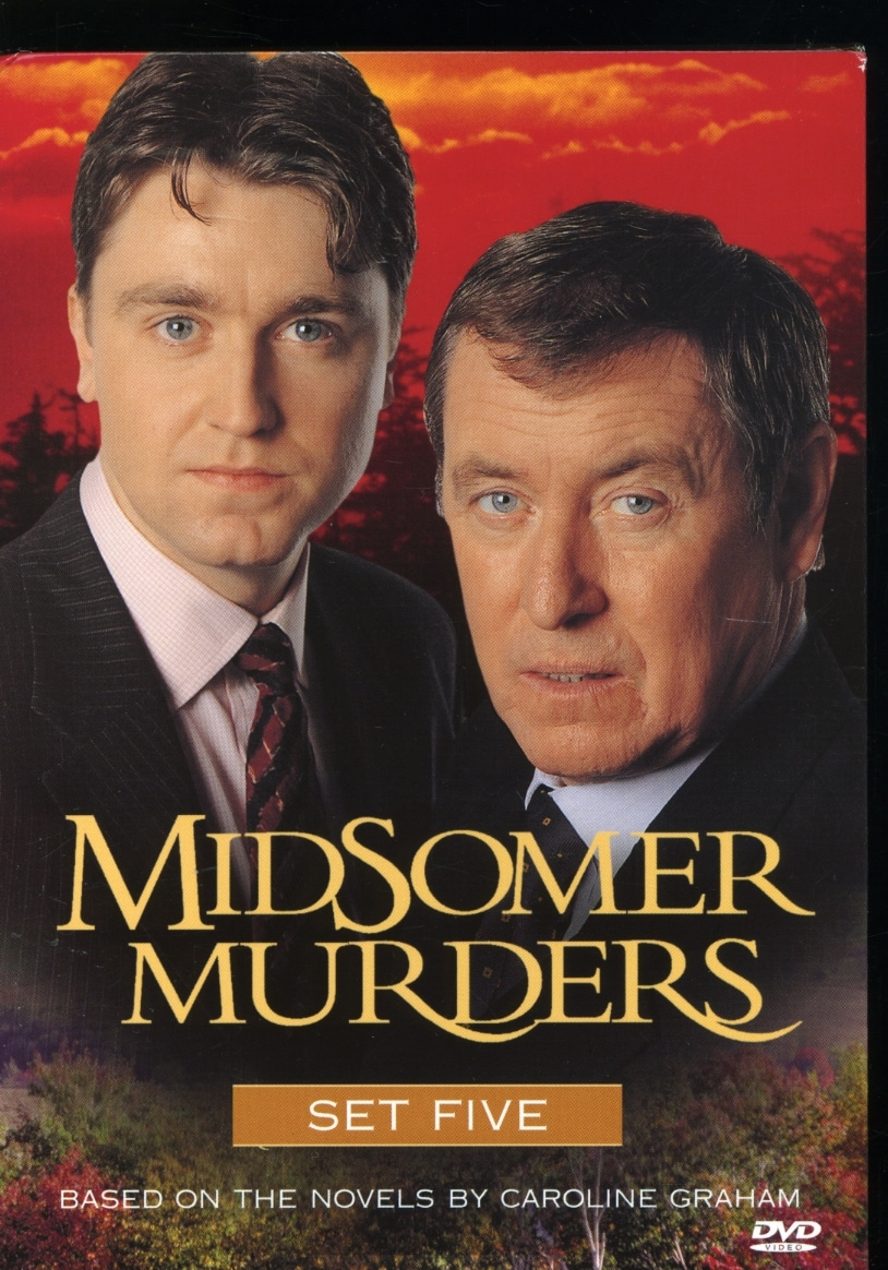 Midsomer Murders Set 5 (DVD)
