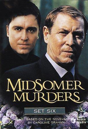 Midsomer Murders Set 6 (DVD)