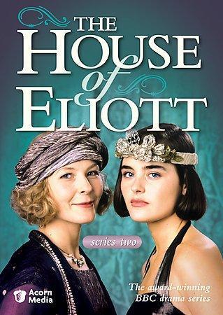 The House Of Eliott: Series 2 (DVD)