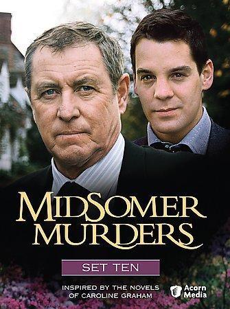 Midsomer Murders Set 10 (DVD)