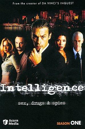 Intelligence, Season 1 (DVD)