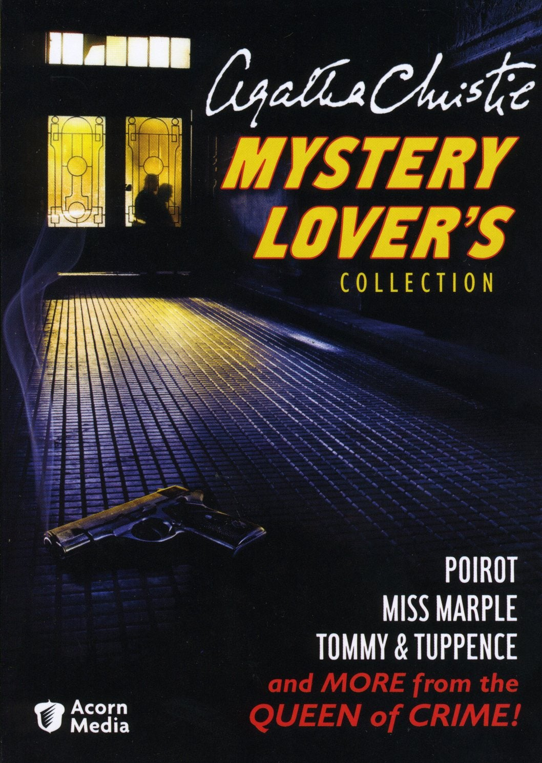 Agatha Christie: Mystery Lover's Collection (DVD)