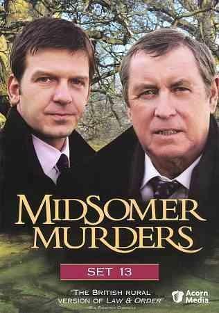 Midsomer Murders Set 13 (DVD)