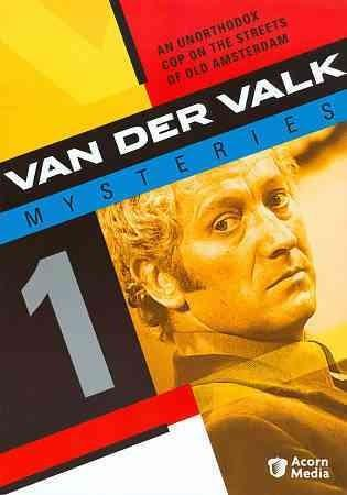 Van Der Valk Mysteries Set 1 (DVD)
