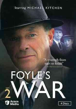 Foyle's War: Set 2 (DVD)