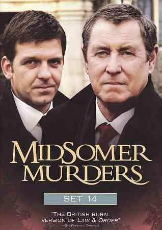 Midsomer Murders Set 14 (DVD)