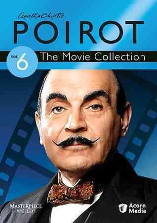 Poirot Movie Collection Set 6 (DVD)