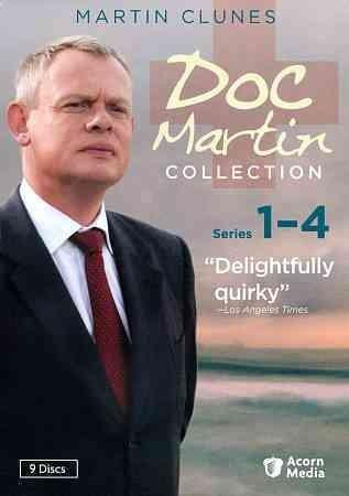 Doc Martin Series 1-4 (DVD)