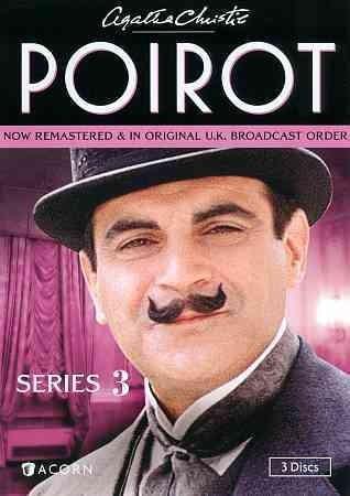 Poirot Series 3 (DVD)
