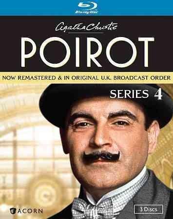 Poirot Series 4 (Blu-ray Disc)