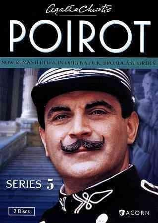 Poirot Series 5 (DVD)