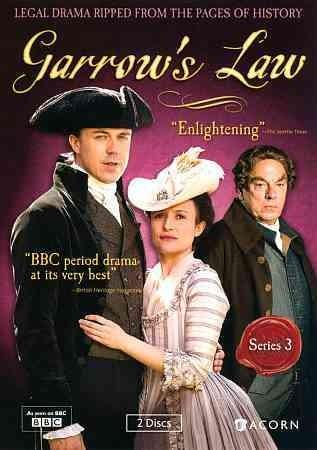 Garrow's Law Series 3 (DVD)