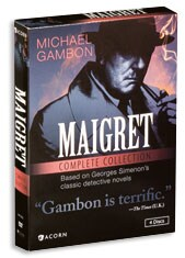 Maigret: Complete Collection (DVD)