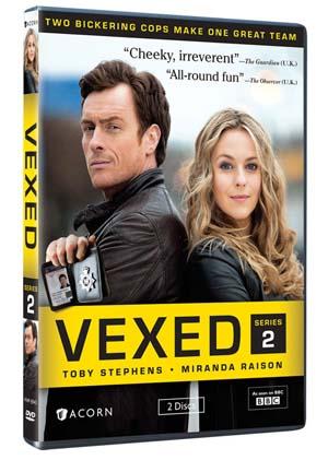 Vexed: Series 2 (DVD)