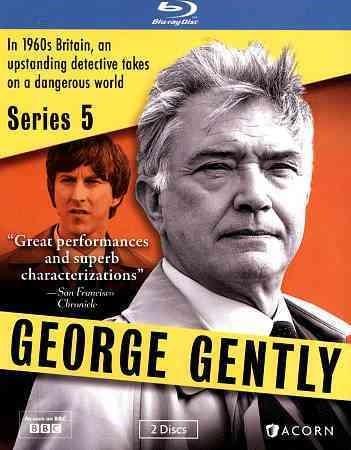 George Gently Series 5 (Blu-ray Disc)