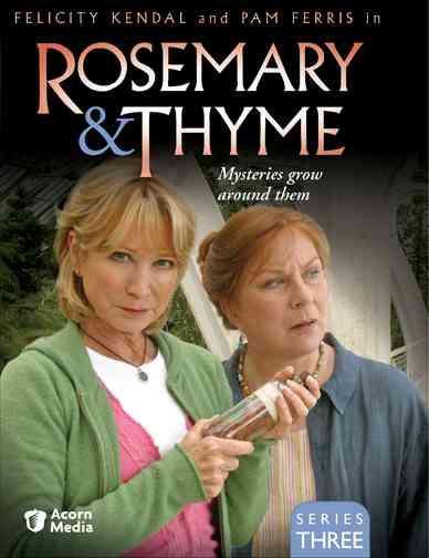 Rosemary & Thyme - Series 3 (DVD)