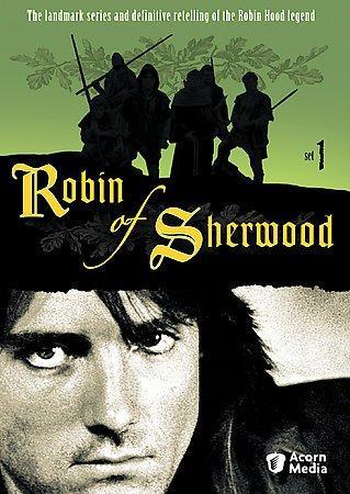 Robin of Sherwood, Set 1 (DVD)