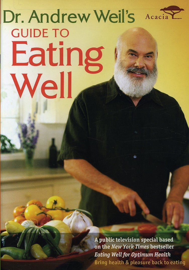 Dr. Andrew Weil's Guide to Eating Well (DVD)