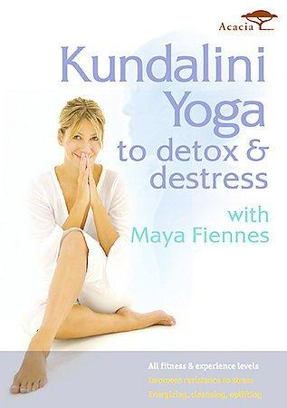 Kundalini Yoga to Detox & Destress (DVD)