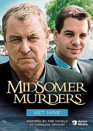 Midsomer Murders Set 9 (DVD)