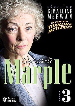 Miss Marple Series 3 (DVD)