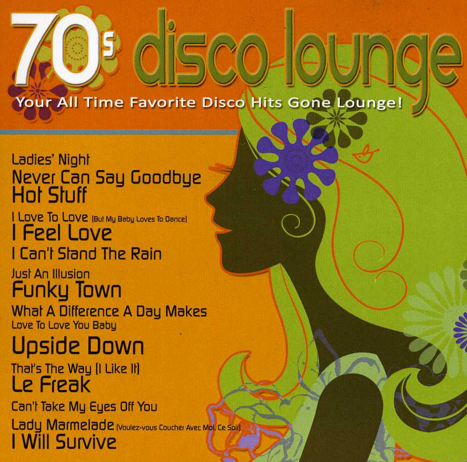 Various - 70s Disco Lounge
