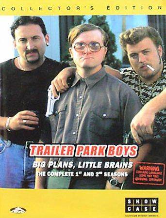 Mike Clattenburg/Mike Volpe/Mike Smith - Trailer Park Boys: Season 1 & 2 (Not Rated)