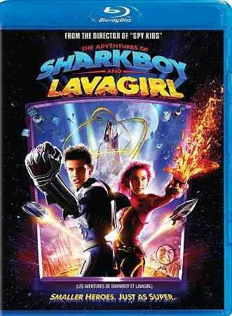 Adventures Of Sharkboy & Lavagirl In 3-D (Blu-ray Disc)