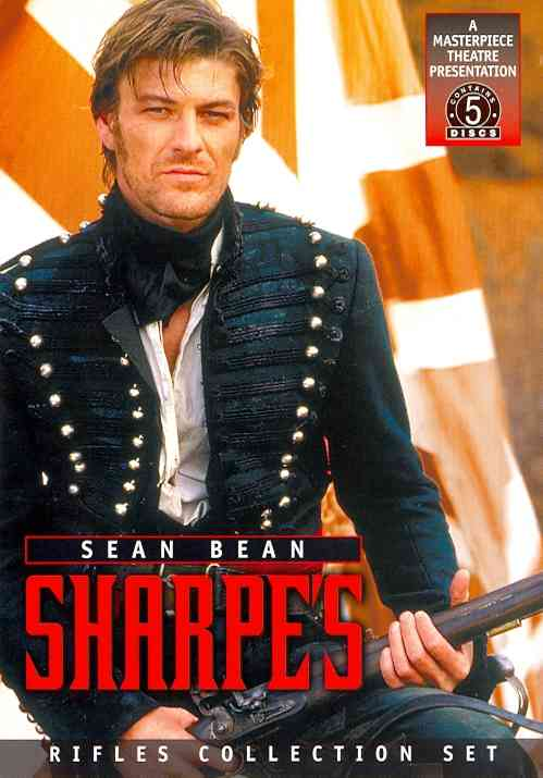 Sharpes - Rifles Collection Set (DVD)