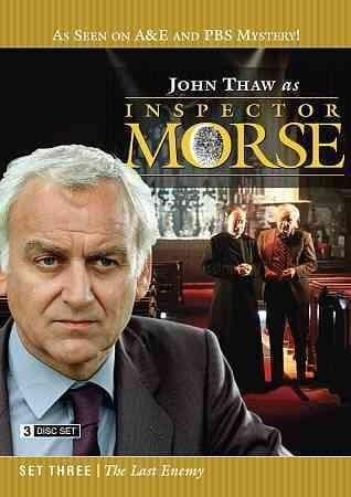 Inspector Morse Set Three: The Last Enemy (DVD)