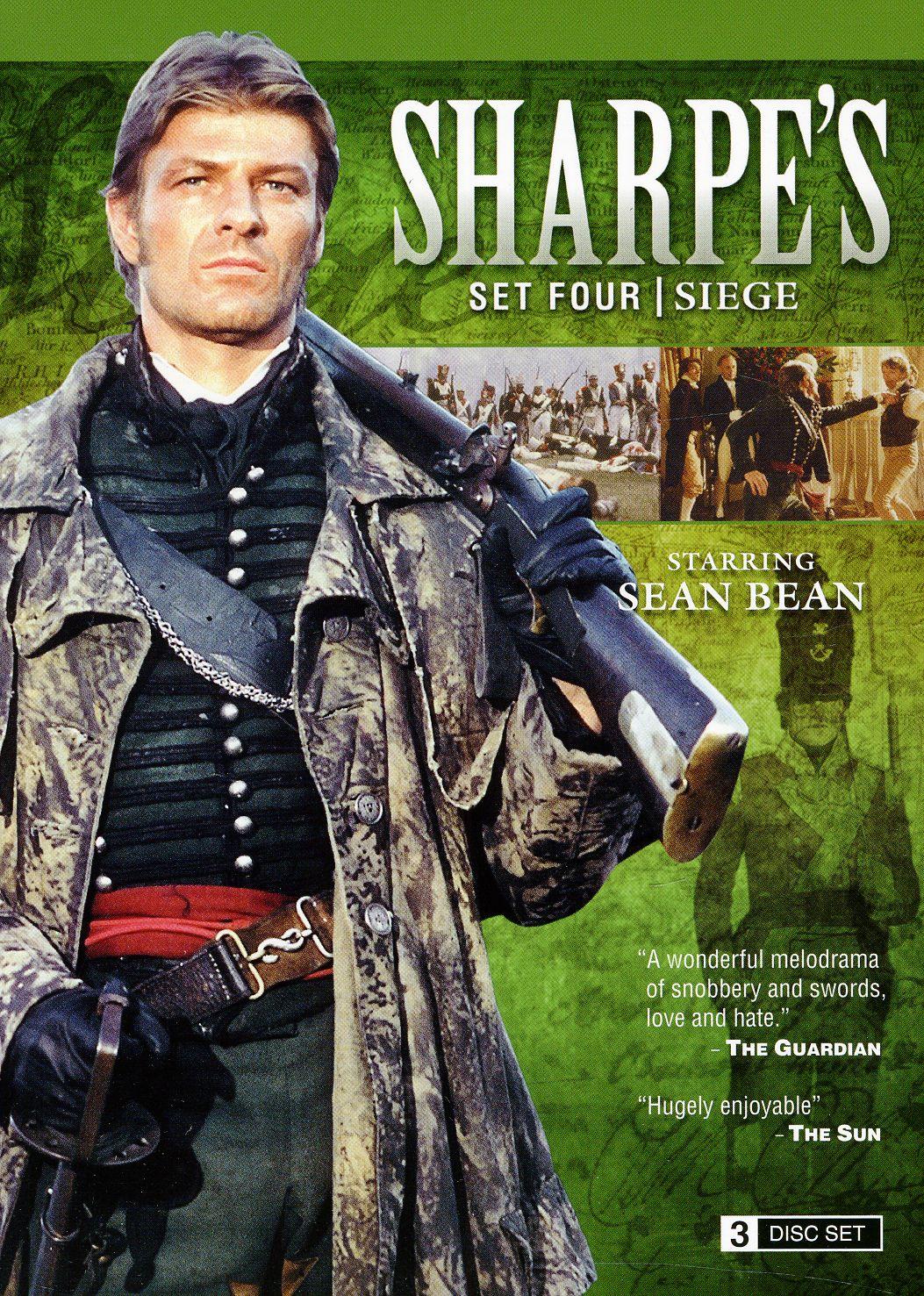 Sharpe Set Four: Seige (DVD)