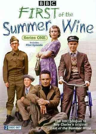First of The Summer Wine (DVD)