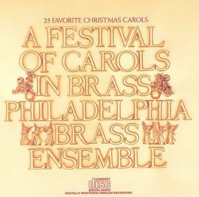 Philadelphia Brass - Festival of Carols in Brass