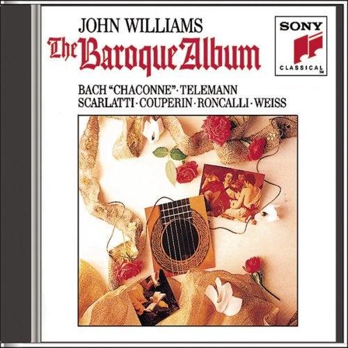 John Williams - Baroque Album