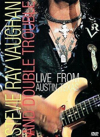 Vaughan: Live from Austin Texas (DVD)