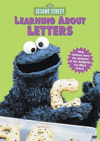 Learning About Letters (DVD)