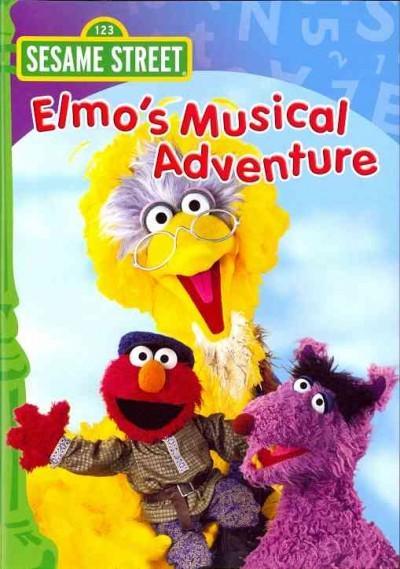 Elmo's Musical Adventure: Peter & Wolf (DVD)