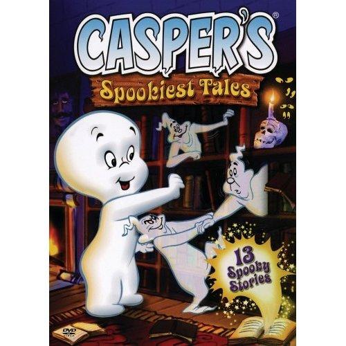 Casper's Spookiest Tales (DVD)