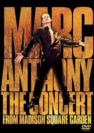The Concert From Madison Square Garden (DVD)