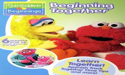Sesame Beginnings: Beginning Together (DVD)
