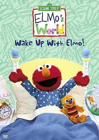 Elmo's World: Wake Up With Elmo (DVD)