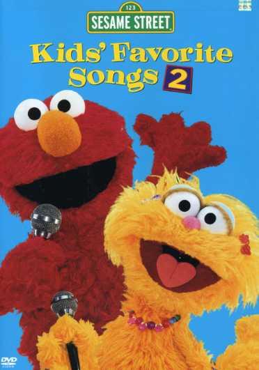 Sesame Street: Kid's Favorite Songs 2 (DVD)