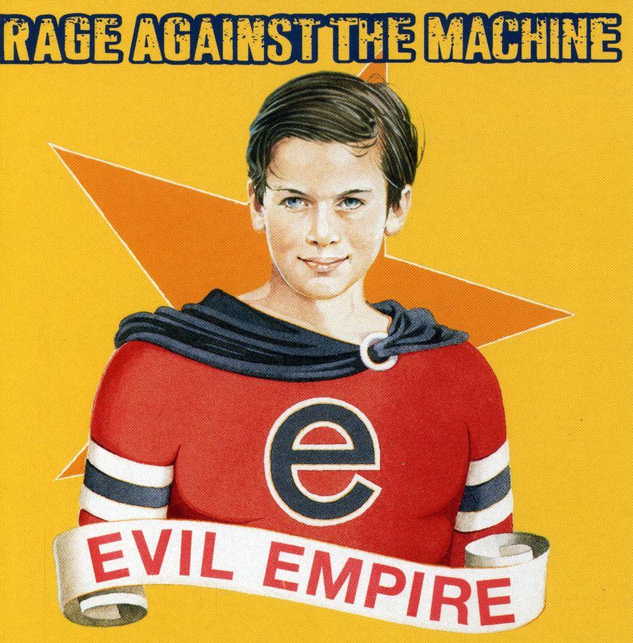 Rage Against The Machine - Evil Empire (Parental Advisory)