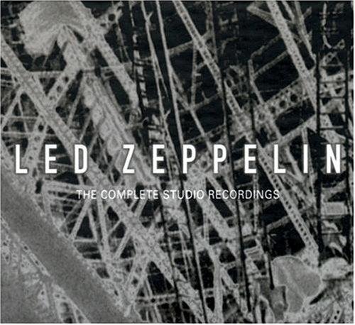 Led Zeppelin - Complete Studio Recordings