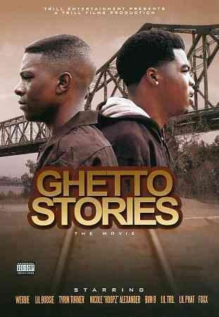 Ghetto Stories: The Movie (DVD)